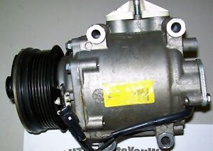 FORD 500 FIVE HUNDRED FREESTYLE A/C COMPRESSOR 2005 06 2007 MONTEGO AC ALL 97569