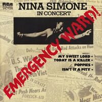 Nina Simone - Emergency Ward [New Vinyl LP] 180 Gram