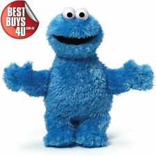 SESAME STREET - COOKIE MONSTER SMALL SOFT PLUSH TOY