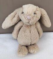 NEW Jellycat Small Bashful Honey Bunny Rabbit Baby Soft Toy Comforter BNWOT