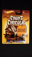 2013 HOT WHEELS Count Chocula '59 Chevy Truck POP CULTURE / BREAKFAST CEREAL