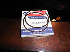 NOS Yamaha OEM Piston Rings STD 1999-2000 Competition YZ250 YZ 250 5CU-11603-00