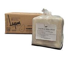 12 Lbs Laguna Mexo White Air-Drying Clay WC641 - Popular Clay Dries Overnight!