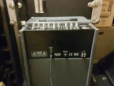COX 3 CHANNEL ENTERTAINER / KEYBOARD / PA COMBO AMP TROLLY