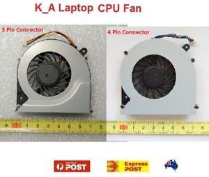 CPU Fan For Toshiba Satellite C50 C850 C855 C870 C875 L850 L870 Series 3 / 4 PIN