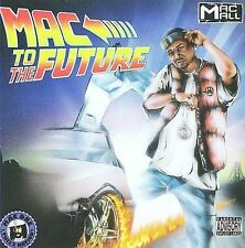 Mac To The Future Mac Mall MUSIC CD