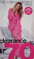 December Clearance 2011 VICTORIA'S SECRET Catalog