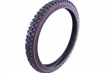 RALEIGH REDLINE TYRE 20 X 1.95 (52 - 406) GENIUNE RYDER TYRE BLACK WITH RED LINE