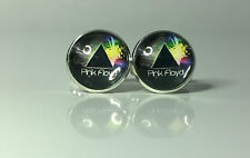 Pink Floyd Pyramid , Retro Rock cufflinks,