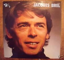 Jacques Brel record album  XF