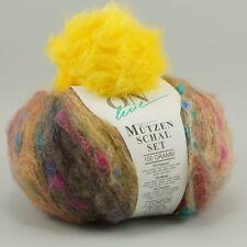 MÜTZEN SCHAL SET von ONline - Farbe 0007 - 100 g / ca. 200 m Wolle