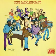 Doug Sahm-Doug Sahm and NASTRO VINILE LP NUOVO
