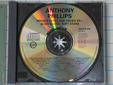 Anthony Phillips – pp&p VII: Slow waves/soft Stars!!! ECCELLENTE!!!