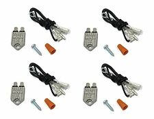 (4) ELECTRONIC TRANSISTORIZED IGNITION MODULE for Snow Blower Thrower NOVA II