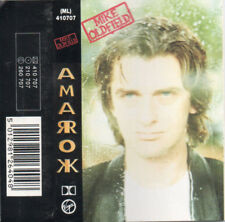 "MIKE OLDFIELD ""AMAROK"" ULTRA RARE SPANISH CASSETTE EDITION"