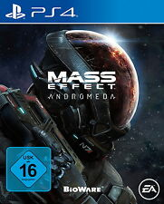 Mass Effect: Andromeda (Sony PlayStation 4, 2017, DVD-Box)
