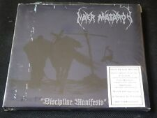 Naer Mataron - Discipline Manifesto (SEALED CD 2005) DHG BLACK WINTER AURA NOIR