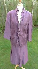 Gerry Weber skirt suit mixed sizes 16 & 18                        (C17)