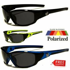 New POLARIZED Nitrogen Men Anti Glare Fishing Cycling Driving Sport Sunglasses