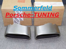 Porsche 997 endrohe mk2/Tail Pipe 997.111.151.30 + 997.111.152.30