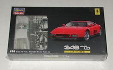 Hasegawa 1/24 Ferrari 348 tb Sealed Model Kit