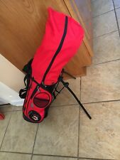Mickey Mouse Junior Golf Clubs And Bag READ