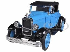 1928 CHEVROLET ROADSTER BLUE 1/32 DIECAST MODEL CAR BY NEW RAY 55013