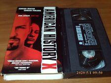 American History X (Vhs 1999)
