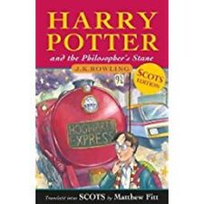 Harry Potter and the Philosopher's Stone in Scots by J.K. Rowling  9781785301544
