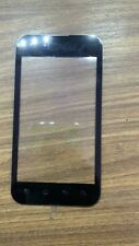 Touch Screen Digitizer Front Screen Lens Glass For LG Optimus P970 Black