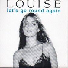 LOUISElet's go round again 2-track CARD SLEEVECD SINGLEEMI1997France