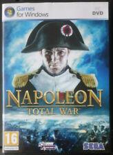 Napoleon Total War - komplett mit Benutzerhandbuch - PC 2010 - 2 DVD - Sega