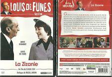 DVD - LA ZIZANIE avec LOUIS DE FUNES, ANNIE GIRARDOT -CLAUDE ZIDI / NEUF EMBALLE