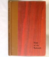 Songs of the Redwoods and Other Poems 1933 Stanton A. Coblentz HC Poetry Verse