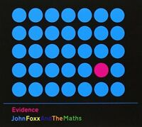 John Foxx And The Maths - Evidence (NEW CD)