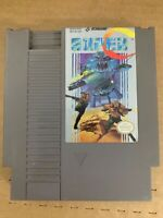 SUPER C CONTRA NINTENDO NES GAME Tested Working 100% Authentic