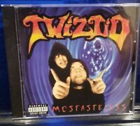 Twiztid - Mostasteless CD Orginal insane clown posse house of krazees blaze icp