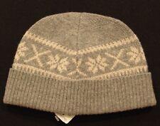 Brooks Brothers Wool Hat/Cap Gray