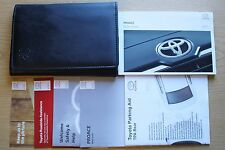 TOYOTA PROACE OWNERS MANUAL HANDBOOK WALLET 2013-2016 PACK 10606
