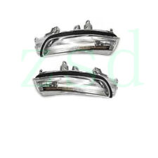 2x Car Left Right Rearview Mirror Turn Signal Light for Toyota Mark X 2010-2019