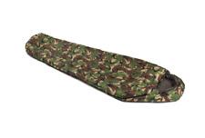 Snugpak saco dormir ZERO Camuflaje Militar Ejército Campamento Base DPM de NUEVO