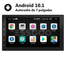 "7"" Android 10 Autoradio Radio de Coche 2 DIN Bluetooth NAVI GPS MP5 WiFi 2+16GB"