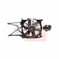 Fan Engine Cooling Radiator Fan Blower Motor Vauxhall Opel Astra G Notchback