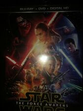Star Wars The Force Awakens (2 Blu-rays Only ,NO DVD NO Digital Copy Included )