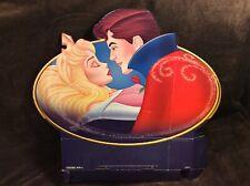 Vintage 1990s Walt Disney Cinderella Cardboard Movie Store Display Rare
