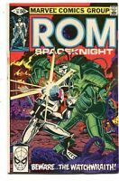Rom 16 VF (1979) Marvel Comics CBX8A