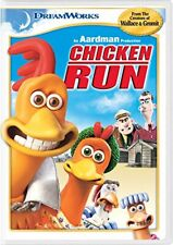 Chicken Run [Dvd] New!