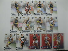 2020 Select AFL Footy Stars Team Set - Geelong Cats (common cards)