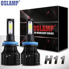940W 141000LM H8 H9 H11 COB LED High/Low Beam Headlight Fog Bulbs Conversion Kit