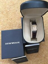 Ladies Genuine Armani Watch
